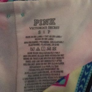 PINK Victoria's Secret Swim - Pink swim bottoms